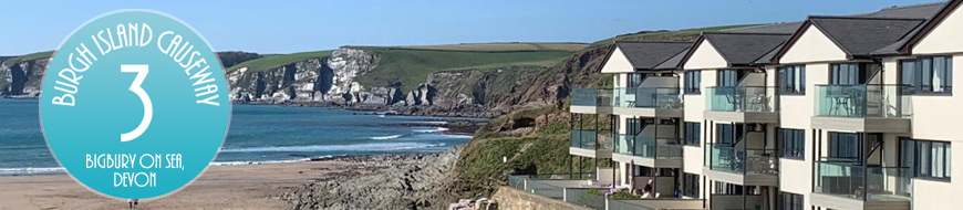 Holiday Apartment at Burgh Island Causeway, Bigbury On Sea, Devon