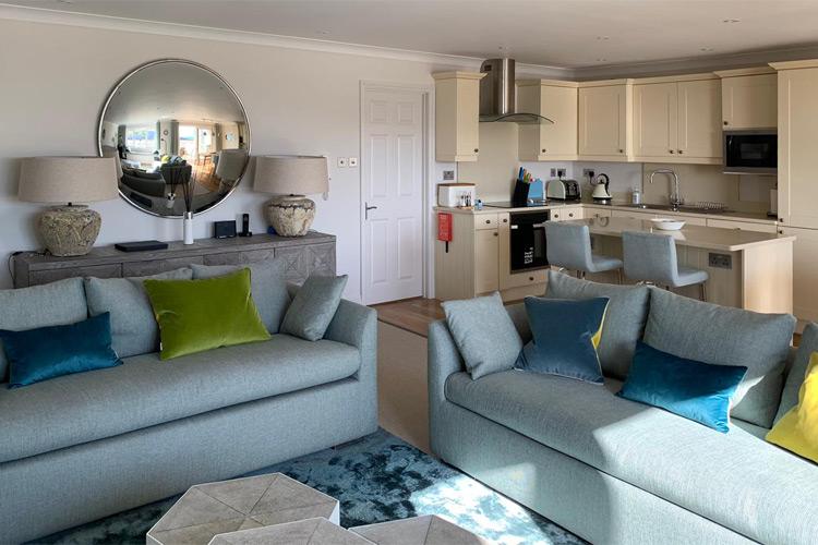 devon holiday apartment - burgh island causeway, bigbury on sea uk